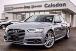2016 Audi A6 3.0L TDI DieselNavi Sunroof Bluetooth Backup Cam Leather Heated Seat 20Alloy Rims in Bolton, Ontario