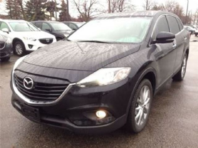 2015 mazda cx 9 mississauga ontario used car for sale 2382347. Black Bedroom Furniture Sets. Home Design Ideas