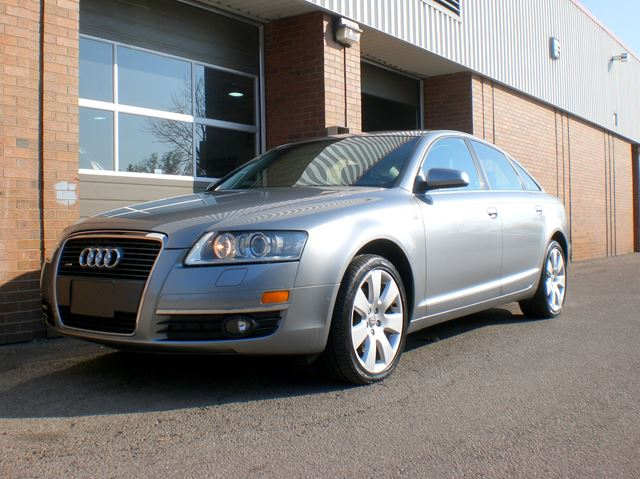 2007 audi a6 3 2 quattro navigation mississauga ontario car for sale 2382484. Black Bedroom Furniture Sets. Home Design Ideas