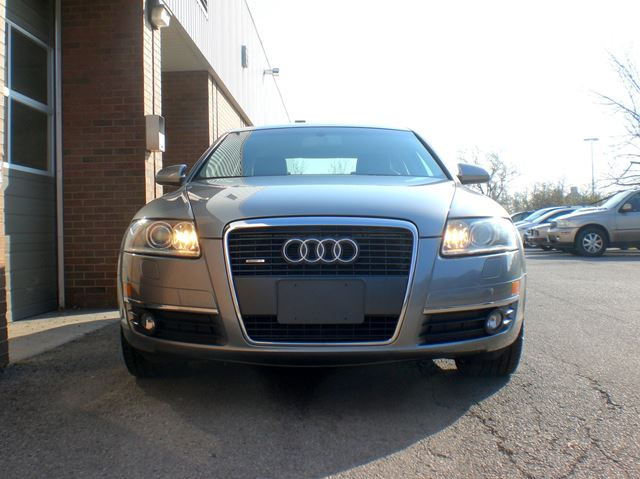 used 2007 audi a6 3 2 quattro navigation. Black Bedroom Furniture Sets. Home Design Ideas