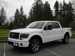 2013 Ford F-150 FX4 4x4 SuperCrew Cab 5.5 ft. box 145 in. WB in Surrey, British Columbia