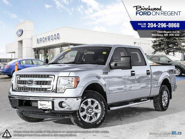 2013 ford f 150 xlt 4x4 crew xtr package silver birchwood keystone ford sales. Black Bedroom Furniture Sets. Home Design Ideas