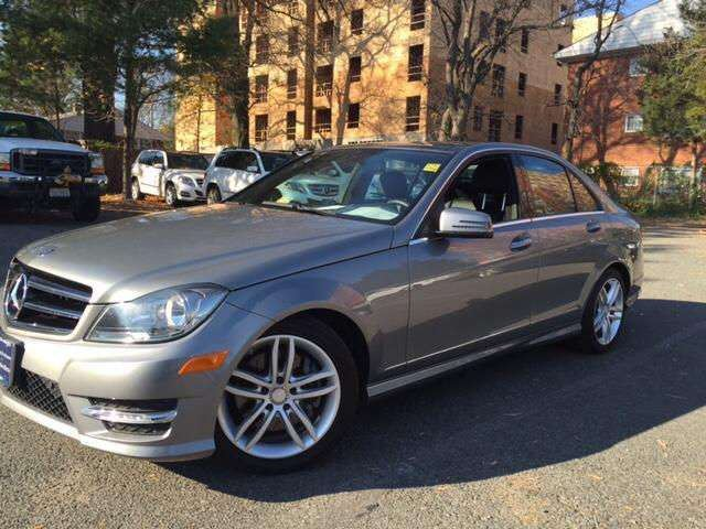 2014 Mercedes Benz C Class Base C300 4dr All Wheel Drive
