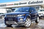 2014 Land Rover Range Rover Evoque Pure Plus 4WD Navi Pano Sunroof Leather Keyless 19Alloy Rims in Bolton, Ontario