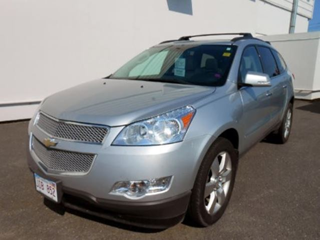 2011 chevrolet traverse ltz fredericton new brunswick. Black Bedroom Furniture Sets. Home Design Ideas