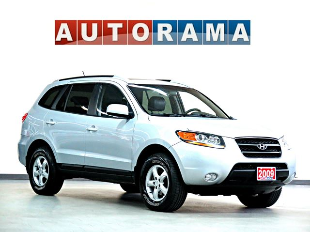 2009 hyundai santa fe gls leather sunroof awd north york. Black Bedroom Furniture Sets. Home Design Ideas