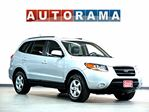 2009 Hyundai Santa Fe GLS LEATHER SUNROOF AWD in North York, Ontario