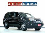 2009 Honda Pilot TOURING NAVIGATION LEATHER SUNROOF BACK UP CAM AWD in North York, Ontario