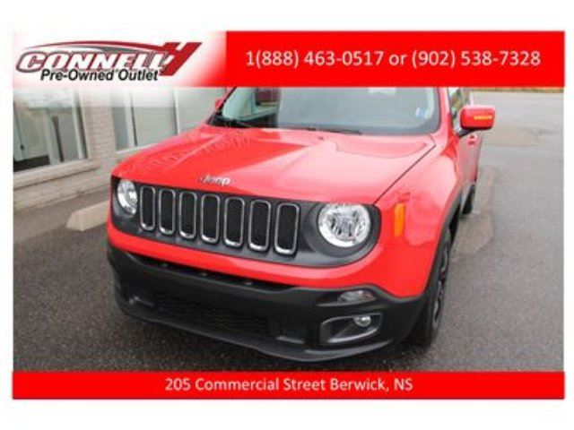 2015 JEEP RENEGADE North in Middleton, Nova Scotia