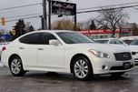 2011 Infiniti M37 AWD ONLY 146K! **NAVIGATION PKG** BACK-UP CAM in Scarborough, Ontario