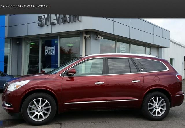 2015 Buick Enclave Leather in Laurier-Station, Quebec
