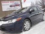 2006 Honda Civic 2006 Honda Civic Coupe (5SP) loaded,, 12M.WRTY+SAFETY for $3995 in Ottawa, Ontario