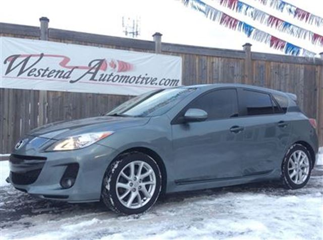 2012 Mazda Mazda3 Gt Ottawa Ontario Used Car For Sale