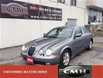 2004 Jaguar S-Type 3.0 LEATH ROOF *CERTIFIED* in St Catharines, Ontario