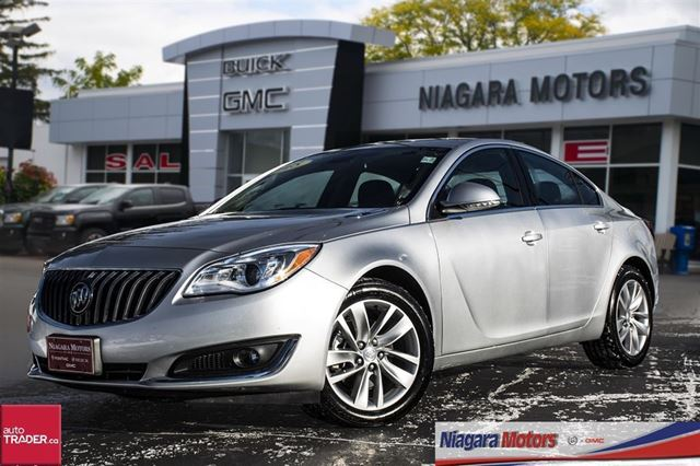 2015 buick regal turbo with leather silver niagara motors. Black Bedroom Furniture Sets. Home Design Ideas
