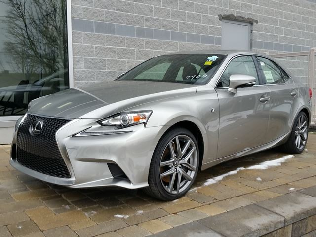 2016 lexus is 300 f sport series 1 pewter erin park lexus new car. Black Bedroom Furniture Sets. Home Design Ideas