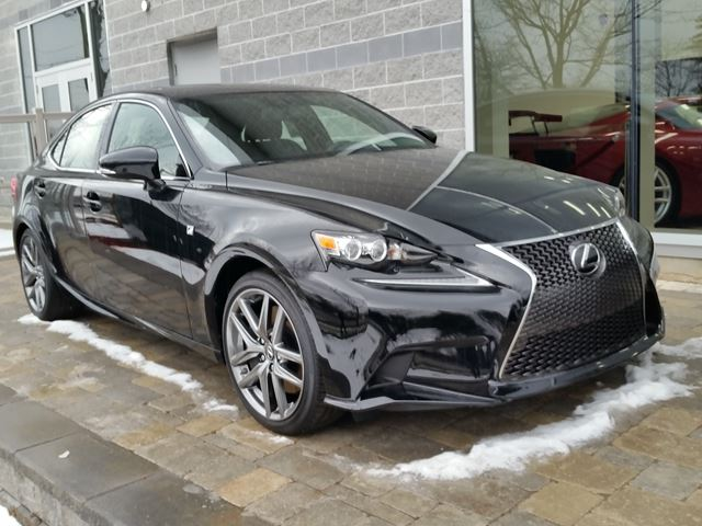 2016 lexus is 350 f sport awd black erin park lexus new car. Black Bedroom Furniture Sets. Home Design Ideas