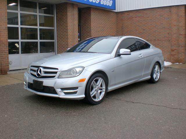 2012 mercedes benz c class c250 pano roof h k snd for 2012 mercedes benz c class c250
