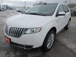 2013 Lincoln MKX LOADED ALL WHEEL DRIVE 5 PASSENGER LEATHER.. DU in Bradford, Ontario