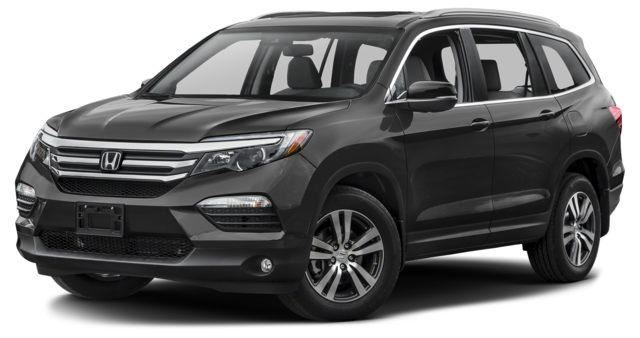 2016 honda pilot ex l navi barrie ontario new car for. Black Bedroom Furniture Sets. Home Design Ideas