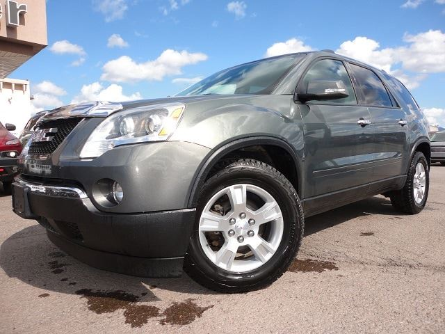 2011 GMC ACADIA SLE in Smithers, British Columbia