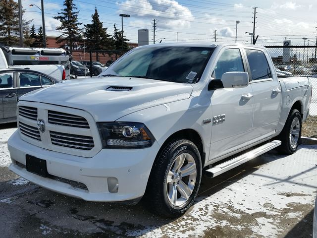 2016 dodge ram 1500 sport 4x4 vaughan ontario car for sale 2386988. Black Bedroom Furniture Sets. Home Design Ideas