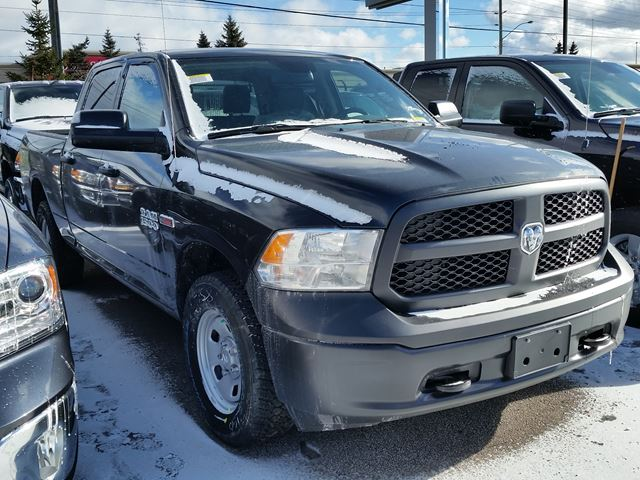 new 2016 ram 1500 tradesman 4x4 eco diesel vaughan. Black Bedroom Furniture Sets. Home Design Ideas