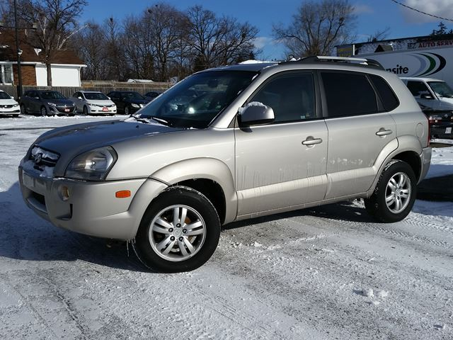 2006 hyundai tucson gls v6 awd silver ca auto sales. Black Bedroom Furniture Sets. Home Design Ideas