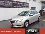 2014 Chevrolet Cruze LT BLUETOOTH *CERTIFIED in St Catharines, Ontario