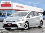 2013 Toyota Prius Base Toyota Certified, One Owner, No Accidents in London, Ontario