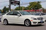 2012 Mercedes-Benz C-Class AWD C250 4MATIC ONLY 96K! **CLEAN CARPROOF** SPORT PKG in Scarborough, Ontario