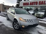 2004 Nissan Murano 5dr SL AWD Auto PW PL PM CRUISE ALLOY HEATED SEAT in Oakville, Ontario