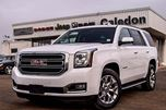 2015 GMC Yukon SLT 4x4 7 Seater Sunroof  Leather R-Start Backup Cam Leather Dual Air & Heat Alloy Rims in Bolton, Ontario