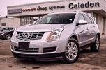 2015 Cadillac SRX Luxury SRX4 Pano Sunroof Backup Cam Bluetooth Leather R-Start 18Alloy rims in Bolton, Ontario