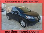 2014 Honda CR-V TOUR AWD (Replaced Rear Pads) in North Bay, Ontario