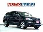 2009 Audi Q7 NAVI DVD BACK UP CAMERA LEATHER SUNROOF 7 PASS AWD in North York, Ontario