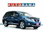 2013 Nissan Pathfinder PLATNIUM NAVI BACK UP CAM LEATHER SUNROOF 7 PASS AWD in North York, Ontario