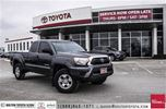 2013 Toyota Tacoma 4x4 Access Cab 4A SR5 Power Package! one Owner! Cl in Bolton, Ontario