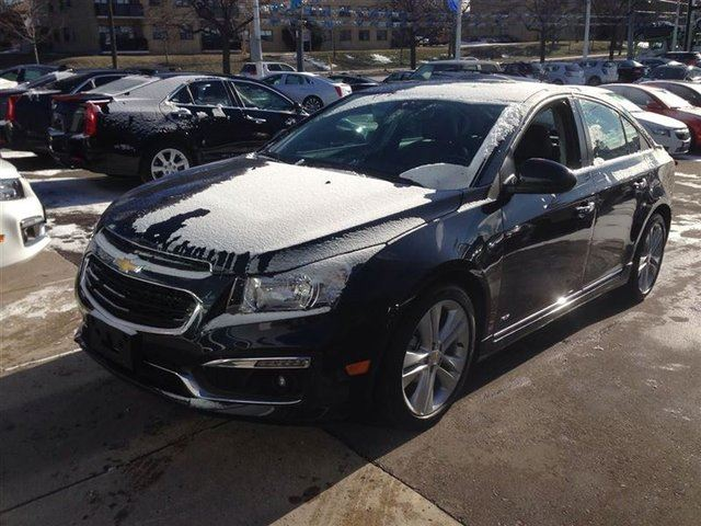 2015 chevrolet cruze ltz toronto ontario used car for sale 2389302. Black Bedroom Furniture Sets. Home Design Ideas