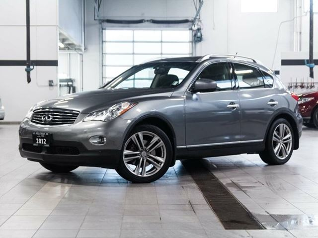 2012 infiniti ex35 journey premium navi technology grey kelowna infiniti nissan. Black Bedroom Furniture Sets. Home Design Ideas