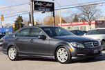 2011 Mercedes-Benz C-Class AWD C250 4MATIC ONLY 69K! **SPORT PKG** in Scarborough, Ontario