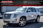 2016 Cadillac Escalade Luxury Collection 4WD Sunroof Nav Headup Leather Bose Audio Backup Camera R.Start Htd Seats in Thornhill, Ontario