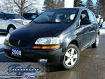 2008 Pontiac Wave SE *Sunroof**Automatic**1 owner* in Port Perry, Ontario