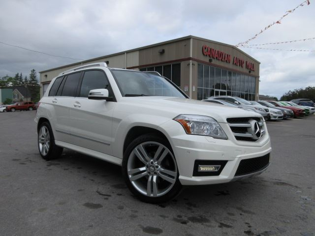 Used mercedes benz glk class for sale ottawa on for 2012 mercedes benz glk class