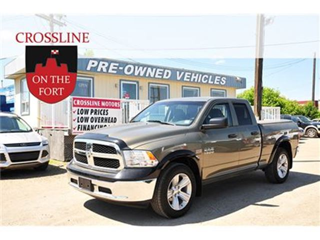 2014 dodge ram 1500 quad cab hemi edmonton alberta used car for sale 2389626. Black Bedroom Furniture Sets. Home Design Ideas