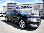 2012 Volkswagen Passat 2.5L Highline (A6)NAVIGATION , LEATHER , ROOF , HE in Ottawa, Ontario