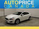 2012 Volvo S60 T6 AWD MOONROOF LEATHER in Mississauga, Ontario