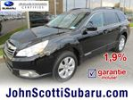 2012 Subaru Outback 2.5i Convenience in Montreal, Quebec