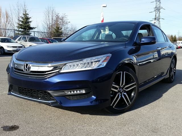 2016 honda accord touring whitby ontario car for sale 2390271. Black Bedroom Furniture Sets. Home Design Ideas