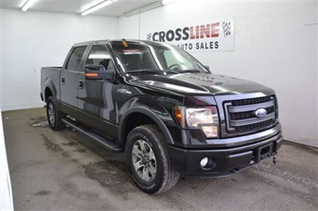 2014 ford f 150 fx4 edmonton alberta used car for sale 2390649. Black Bedroom Furniture Sets. Home Design Ideas